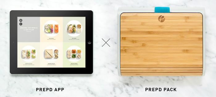 Prepd-Pack-App