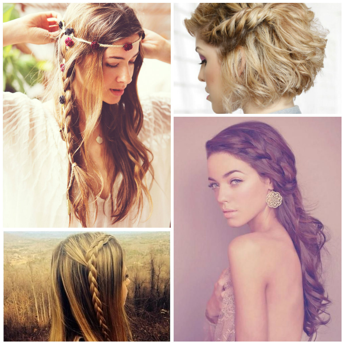 loose-hairstyles-with-braids-2016