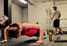 άσκηση που καίει το λίπος