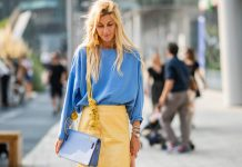 μπλε πώς να φορέσεις σωστά το χρώμα της χρονιάς