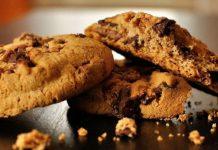 cookies βουτύρου με σοκολάτα Αργυρώ Μπαρμπαρίγου