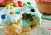 Cupcakes βανίλια Αργυρώ Μπαρμπαρίγου