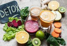 Detox δίαιτα πρόγραμμα