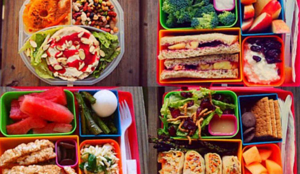 μεσημεριανά που τρώνε οι διαιτολόγοι