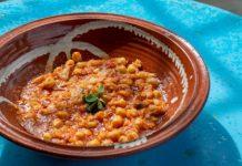 ρεβίθια σούπα Αργυρώ Μπαρμπαρίγου συνταγή