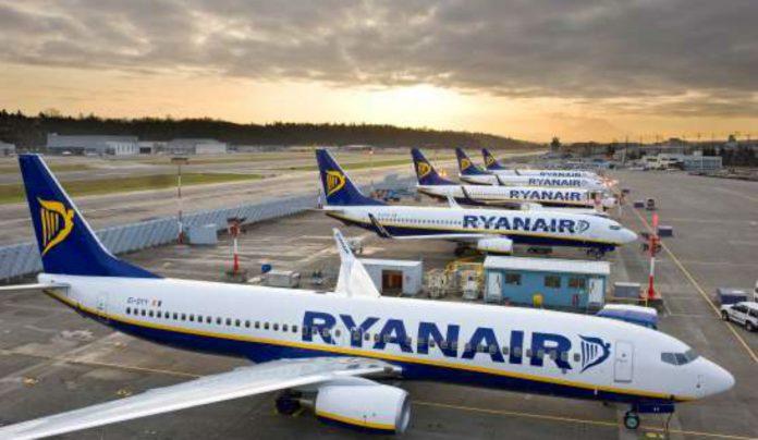 Ryanair Κορονοϊός πτήσεις
