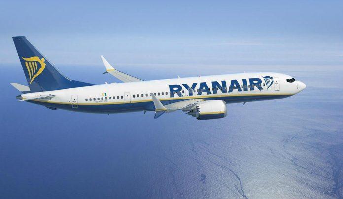 Ryanair πτήσεις κορονοϊός