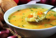 συνταγή από διαιτολόγο για σούπα