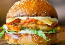 burger συνταγή διαιτολόγου