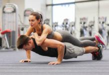 fitness trends για τα πόδια