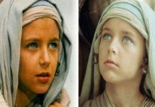 Ιησούς από τη Ναζαρέτ ηθοποιός σήμερα