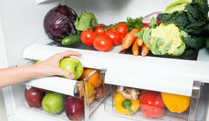 Πώς να διατηρήσεις τα λαχανικά που έμειναν