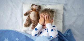 το παιδί μου έχει πρόβλημα ύπνου