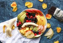 φρούτα θερμίδες