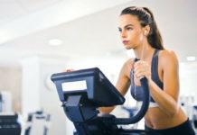 άσκηση γυμναστικής σε δείχνει νεότερη