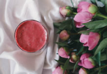 pink lady smoothie