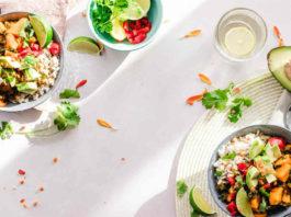 σαλάτα θερμίδες