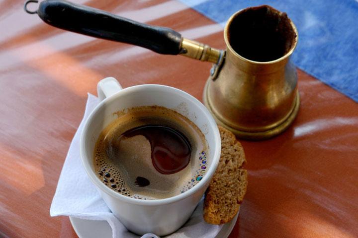 ελληνικός καφές Αντιοξειδωτική προστασία