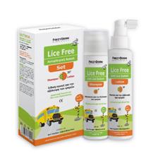 Frezyderm lice free σετ για ψείρες