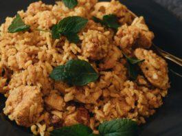 Κοτόπουλο με ρύζι συνταγή αδυνάτισμα