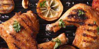 μυστικά κοτόπουλο συνταγή