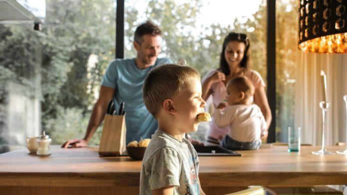 Λάθη στην παιδική διατροφή