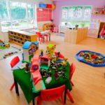Διατροφή σε παιδικό σταθμό