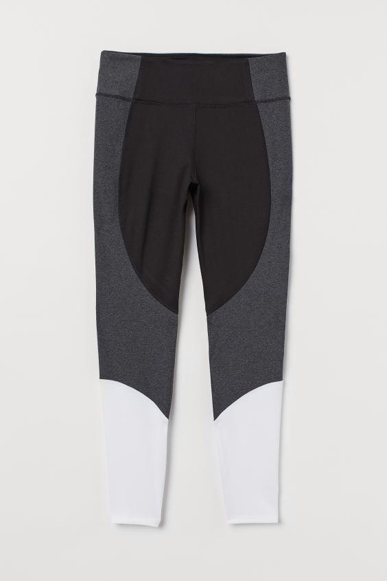 sport Παντελόνι λευκό για γυμναστήριο