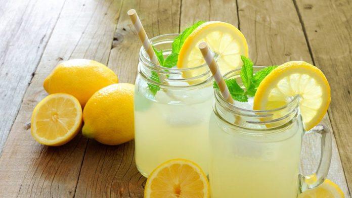 χυμός λεμόνι