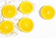 χυμός λεμόνι όραση