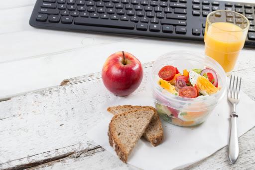 Υγιεινή διατροφή στο γραφείο